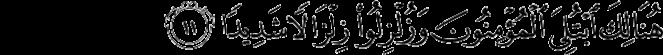 Surat Al Ahzab Ayat 11